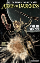 Picture of Army of Darkness Ash in Space TP