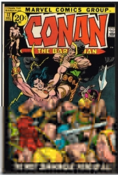 Picture of Conan the Barbarian #12