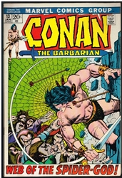 Picture of Conan the Barbarian #13