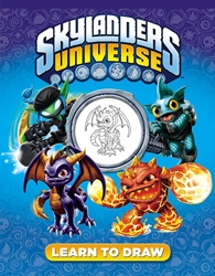 Picture of Learn to Draw Skylanders Universe SC