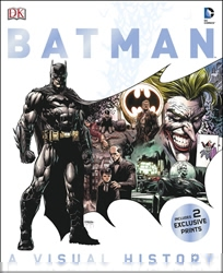 Picture of Batman Visual History HC