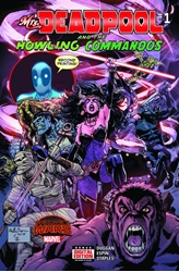 Picture of Mrs Deadpool and the Howling Commandos #1 2nd Print