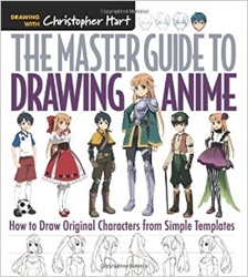 Picture of Master Guide to Drawing Anime SC