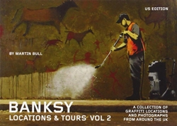 Picture of Banksy Locations and Tours Volume 2 SC Collection of Graffiti Locations and Photographs from Around the UK