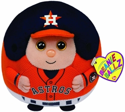 Picture of Houston Astros Baseball Plush Buddie
