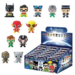 Picture of DC Comics Series 2 Figural Keychain Blind Bag