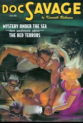 Picture of Doc Savage Double Novel VOL 22
