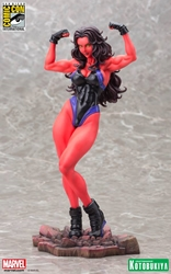 Picture of Marvel Comics Red She-Hulk Bishoujo Statue