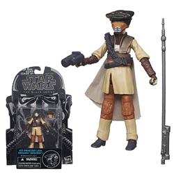 Picture of Star Wars Black Series #17 Princess Leia Organa Boushh Action Figure (International Version)