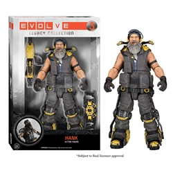 Picture of Evolve Hank Legacy Action Figure