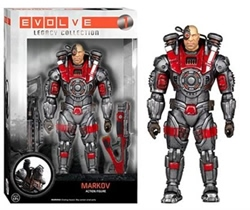 Picture of Evolve Markov Legacy Action Figure