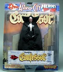 Picture of Astro City Vampire Confessor Action Figure
