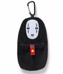 Picture of Spirited Away No-Face Clip Pouch Plush