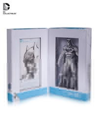 Picture of Batman Black & White Jim Lee Blueline Action Figure SDCC 2015 Exclusive