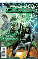Picture of Green Lantern (2011) Annual #4