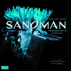 Picture of Annotated Sandman HC VOL 04