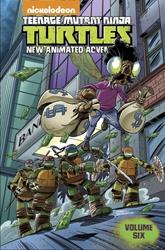Picture of Teenage Mutant Ninja Turtles New Animated Adventures Vol 06 SC