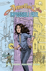 Picture of Amelia Cole & Impossible Fate TP