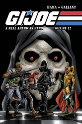 Picture of GI Joe Real American Hero Vol 12 SC