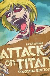 Picture of Attack on Titan Colossal Edition Vol 02 SC