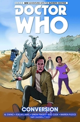 Picture of Doctor Who 11th Doctor HC VOL 03 Conversion