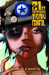 Picture of 21st Century Tank Girl HC