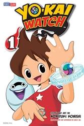 Picture of Yo-Kai Watch GN VOL 01