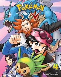 Picture of Pokemon XY GN VOL 04