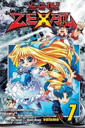 Picture of Yu-Gi-Oh! Zexal Vol 07 SC