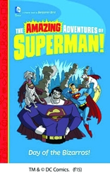 Picture of Amazing Adventures of Superman SC Day of the Bizarros