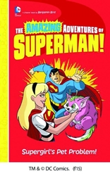 Picture of Amazing Adventures of Superman SC Supergirl's Pet Problem