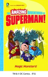 Picture of Amazing Adventures of Superman SC Magic Monsters