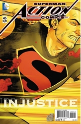 Picture of Action Comics (2011) #45