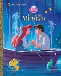 Picture of Little Mermaid Big Golden Book