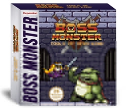 Picture of Boss Monster Dungeon Building Card Game Tools of Hero-Kind Expansion