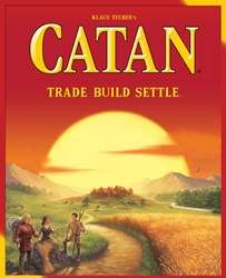 Picture of Catan Board Game