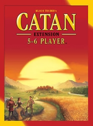 Picture of Catan Board Game 5-6 Player Extension