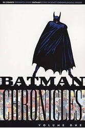 Picture of Batman Chronicles Vol 01 SC