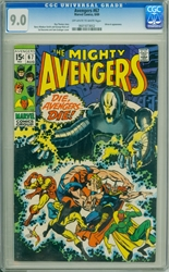 Picture of Avengers #67