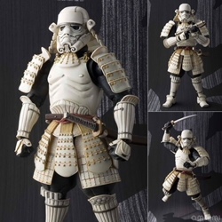 Picture of Star Wars Storm Trooper Ashigaru Action Figure