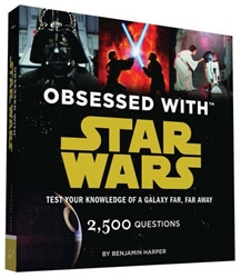 Picture of Obsessed With Star Wars: 2,500 Questions
