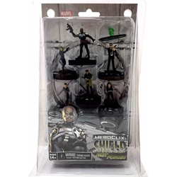Picture of Marvel HeroClix Nick Fury Agent of SHIELD Fast Forces Pack