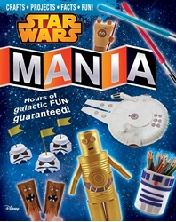 Picture of Star Wars Mania Activitiy Guide