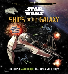 Picture of Star Wars Ships of the Galaxy HC