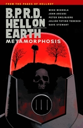 Picture of BPRD Hell on Earth TP VOL 12 Metamorphosis