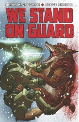 Picture of We Stand on Guard #4 (Mr)