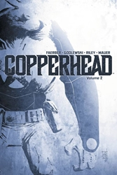 Picture of Copperhead Vol 02 SC