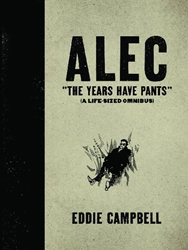 Picture of Alec HC Years Have Pants Life-Sized Omnibus