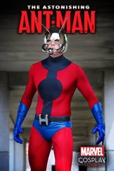 Picture of Astonishing Ant-Man #1 Cosplay Cover