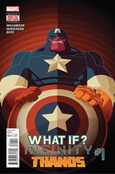 Picture of What If? Infinity Thanos #1